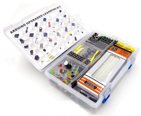 Zestaw startowy UNO XXL-2 - Starter Kit UNO R3 - Kompatybilny z Arduino